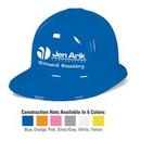 Custom Imprinted Plastic Construction Hat