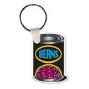 Custom Can Of Food Key Tag