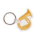 Custom Tuba Key Tag