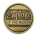 Custom Corporate - Employee Of The Month, 7/8