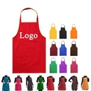 Custom Promotional Apron W/Front Pocket, 29.5