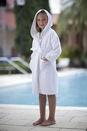 Custom Hooded Microfiber Robe (Size 3-5)