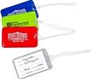 Custom Patent Luggage Tag, 4 1/2