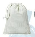 Custom Drawstring Shoe Bag, 9 1/2