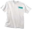 Custom White Screen Print T-Shirt