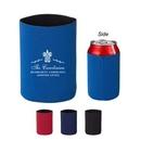 Custom Pocket Neoprene Can cooler keeps your drink cold, Folds flat., 4