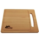 Custom Deluxe Wood Cutting Board (15