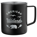 Custom Rover Copper Vacuum Insulated Camp Mug 14oz, 3.94