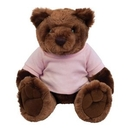 Custom Knuckles Plush Bear Stuffed Animal, 12