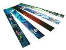 Custom Full Color Tyvek Wrist Bands, 10