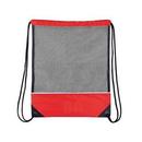 Custom Mesh Drawstring Backpacks