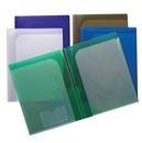 Custom 6 Pocket Presentation Folder, 9 1/4