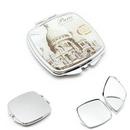 Custom Rectangle Shape Cosmetic Pocket Mirror
