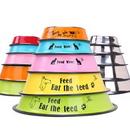 Custom Stainless Steel Pet Food Bowl, 4