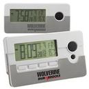 Custom Dot Matrix Multi Function Alarm Clock, 1 3/4