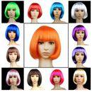 Custom Bobo Hair Party Wig, 9.8