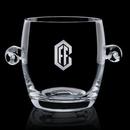 Custom Belfast Crystalline Ice Bucket