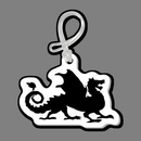 Custom Dragon Bag Tag