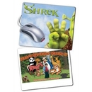 Custom Large Rectangular Full Color, Mouse Pad, 9.25
