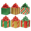 Custom Christmas Favor Boxes, 3.25
