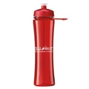 Custom 24 Oz. Polysure Exertion Bottle w/ Grip