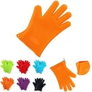 Custom Grill and Microwave Oven Silicone Gloves, 6.85