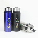 Custom Summit 20oz Double Wall Vacuum Insulated 18/8 Stainless Steel Bottle