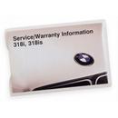 Custom Clear Vinyl Document Holder (4-3/4