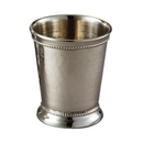 Custom 4 Oz. Hammered Mint Julep Cup, 3