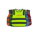 Custom Child Reflective Safety Vest, 18 1/8