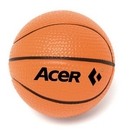 Custom Basketball Squeeze Ball (2 1/2