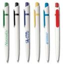 Custom Cedar Retractable Pen
