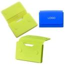 Custom Silicone Card Holder, 3 7/8