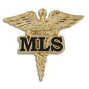 Custom Mls Caduceus Lapel Pin, 1