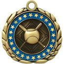 Custom Quali-Craft Baseball Medallion (2 1/2