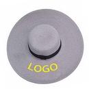 Custom Floppy Straw Caps for Women Beach Sun Hats, 11 3/4