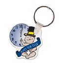 New Year's Baby Key Tag (Single Color)