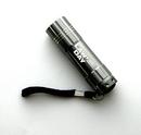 Custom 9 LED Metal Flashlight, 3 1/2