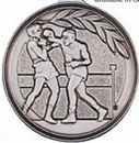 Custom 500 Series Stock Medal (Male Boxing) Gold, Silver, Bronze