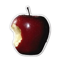 Custom Apple With Bite Magnet - 5.1-7 Sq. In. (30MM Thick)