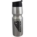 Custom 20 Oz. Stainless Bottle Vacuum Insulated Passivated Cross Trainer Bottle Stainless