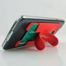 Custom TS Phone Wallet Stand, 3.75