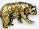 Custom Bear Stock Cast Pin