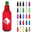 Custom Slide Over Bottle Cooler, 3 3/4