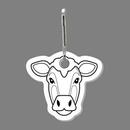 Custom Cow (Face) Zip Up