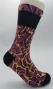 Custom Luxury 360 Degree Seamless DTG Athletic CREW Socks