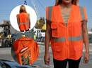 Custom Ansi Class 2 Safety Vest