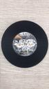 Custom Vinyl Record Shape Coaster, 3 15/16