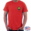 Custom U.S.A. made Full Color Digitally Printed T-Shirt (5