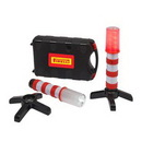 Custom Roadside Emergency Flare Kit, 7.75